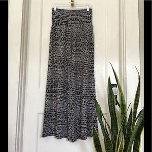❤️ ND gorgeous stunning  wide leg stretch pants